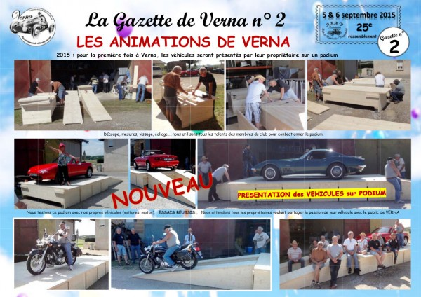La Gazette de Verna 2 - les animations de Verna-1